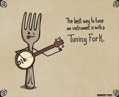 Tuning Fork. Awesome.