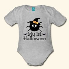 inktastic Trick or Treating with My Mama with Cute Witch Infant Tutu Bodysuit