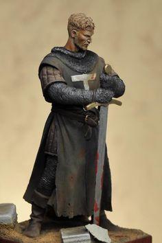 Hospitaller Knight, XII c. • Ver Tema - Novedades Art Girona