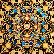 """Image result for Damien Hirst, """"Kaleidoscope VII"""","""
