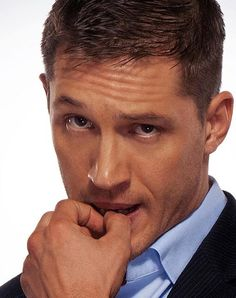 Tom Hardy - I think it's safe to say I have a crush.