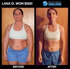 Way to go Lana.  www.ryanwilliamsfitness.com