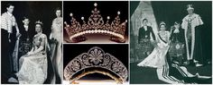 The Royal Order of Sartorial Splendor: Flashback Friday: Coronation Guests and Their Jewels