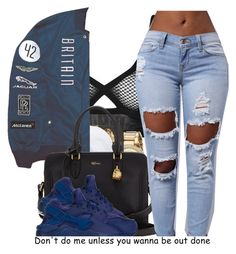 """Untitled #389"" by nanuluv ❤ liked on Polyvore featuring Topshop, Michael Kors, Alexander McQueen and NIKE"
