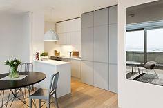 Loft apartments in Helsinki