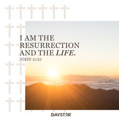 Happy Easter! [Daystar.com]