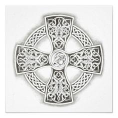Celtic Cross Knotwork