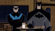 The perfect Batman Nightwing Bar Animated GIF for your conversation. Discover and Share the best GIFs on Tenor. Dc Comics, Comics Love, Batman Comics, Batman Comic Art, Batman And Superman, Batman Robin, Nightwing, Batgirl, Batfamily Funny