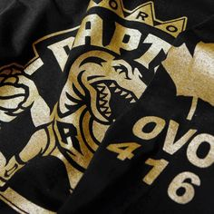 October's Very Own In Collaboration with the #Toronto #Raptors for #Drake Night 2014