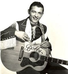 """Bobby Helms (1933 - 1997) He's known for his pioneer recording of the song """"Jingle Bell Rock"""""""