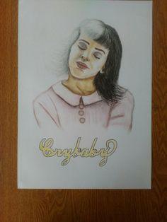 I love Melanie , i draw Melanie