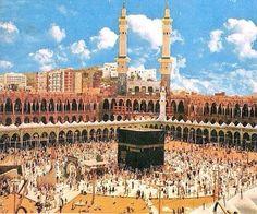 Mecca, Paris Skyline, Dolores Park, Religion, Travel, Islam, Viajes, Destinations, Traveling
