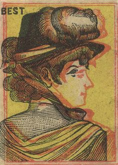 Matchbox label by Shailesh Chavda, via Flickr