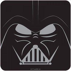 Star Wars Untersetzer Darth Vader Pack  Star Wars Untersetzer - Hadesflamme - Merchandise - Onlineshop für alles was das (Fan) Herz begehrt!
