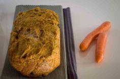 Pan de Zanahoria - Panificadora LIDL - ¿Cómo se hace? Tasty Bread Recipe, Bread Recipes, Cake Recipes, Types Of Bread, Pan Dulce, Pan Bread, Sin Gluten, Gluten Free Recipes, Food Porn