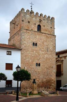 Torre Vieja. San Clemente. Cuenca.