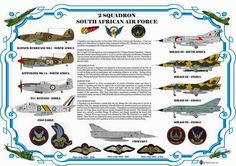 ☆ South African Air Force ✈ Military Art, Military History, South African Air Force, Hawker Hurricane, North Africa, Military Aircraft, Airplanes, Mustang, Fighter Jets