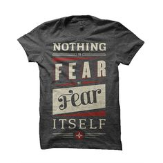 . Nothing to fear but fear itself  . alexfowkes.com