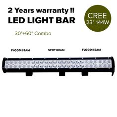 "30//32/"" 180W Curved LED Light Bar Offroad Work Lamps Spot Flood Combo+Wirings Kit"