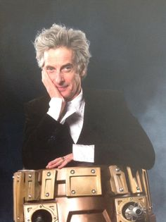 You can tell how much Peter Capaldi is adored by the cast and crew. Such an enormous talent leaves a giant shadow across the show. What a wonderful farewell he will get though. Tears, laughs and so much love for making the show so extraordinarily good these last few years.