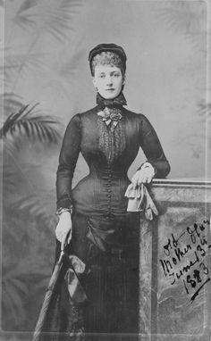 Queen Alexandra, 1883
