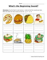 beginning-sound-worksheet-2