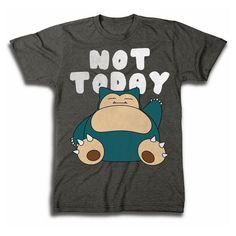 Seriously though not today. #ihatemondays #mondaysucks #nottoday #icanteven #Snorlax #pokemon http://ift.tt/2xsDo1h