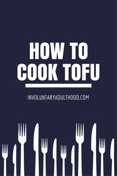 Tofu sometimes gets a bad reputation, and for a reason. When it's not cooked well, tofu is just plain nasty. But when it is cooked well? Soooooo good. Let's look at some of the best ways to cook tofu that will even have meat-eaters asking for seconds.