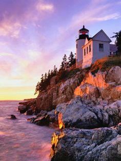 Someday, I want to spend all summer exploring Maine. <3