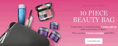Lancome GWP direct from Lancome. http://cliniquebonus.org/lancome-gift-with-purchase/