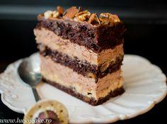 You searched for caramel - Lucky Cake Romanian Desserts, Romanian Food, Mousse, Lucky Cake, Sweet Recipes, Cake Recipes, Kolaci I Torte, Oreo Dessert, Russian Recipes