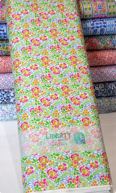 Lifestyle Fabric Liberty - Hertbert C