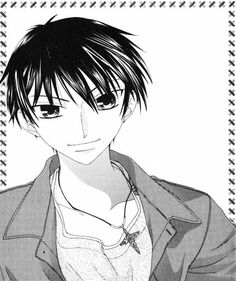 Kakeru Manabe (Fruits Basket). He was always one of my favorites, since he was so hilarious.