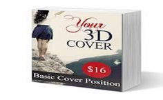 For only $5, I will create a 3D ebook cover. | I will create a 3d ebook with transparent or coloured background!You can have your own images or you can let me create one for you! | On Fiverr.com