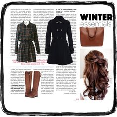 A fashion look from December 2015 featuring Miss Selfridge coats and Naturalizer boots. Browse and shop related looks.