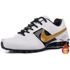 Nike Shox gradient