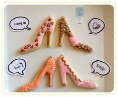 High Heels Cookies