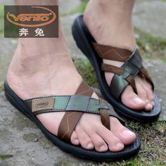 "Cheap Slippers on Sale at Bargain Price, Buy Quality sandals trip, sandals made, sandals sparkle from China sandals trip Suppliers at Aliexpress.com:1,Heel Height:Flat (0 to 1/2"") 2,Style:flip-flop 3,Gender:Men 4,flip-flop:vento / 5,Upper Material:PU"