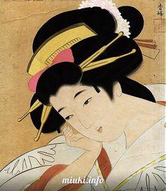 Японский идеал красоты http://miuki.info/2010/11/yaponskij-ideal-krasoty/