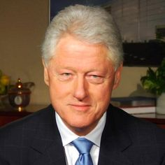 Bill Clinton, 43rd president of the USA.  I will love and admire this man forever<3  Beauty and brains.  (not such good taste in women)