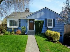 Charming 1943 Cape Cod located on a quiet tree-lined street in the coveted neighborhood of Laurelhurst. A bright and open floor plan with finished basement, newer roof, top of the line appliances, updated windows, kitchen and bathrooms. French doors open to the stunning back yard. Private, fully fenced with dining deck and beautiful gardens. Excellent location close to University Village and the Burke-Gilman Trail. http://www.justlistedhousesinseattle.com/listing/mlsid/185/propertyid/609643/