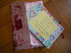 Cadre et enveloppe