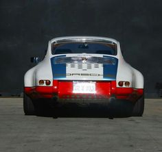 Magnus Walker aka The Urban Outlaw