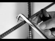 Atadora de Armazon de Estribos -Columnas Vigas de Construccion Civil Engineering Design, Civil Engineering Construction, Construction Process, Rebar Detailing, House Wall Design, Metal Fabrication Tools, Metal Bending Tools, Metal Bender, Metal Workshop