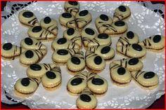 Vánoční cukroví :: Jiříkova kuchařka Meringue Cookies, Macaroons, Mini Cupcakes, Doughnut, Easter, Sweets, Christmas, Recipes, Food