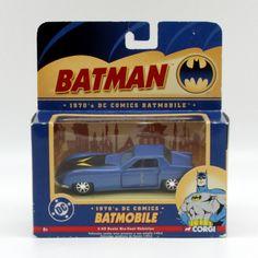 Corgi Batman 1970s The Batmobile Decades Collection