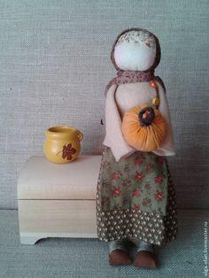 Народные куклы ручной работы. Урожай. Handmade. Ольга-Елань.