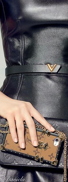 Louis Vuitton ※ #leather