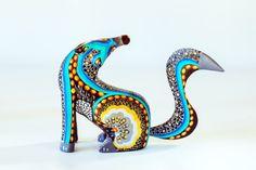 Яркие скульптуры мексиканских мастеров