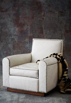 Ralph Lauren Home Colorado Club Chair - Classic Design www.simonshouse.net